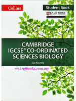 Collins Cambridge IGCSE Co-ordinated Science Biology Student Book