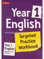 Collins English Age 5-6 Year 1 Targeted Practice Workbook