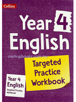 Collins English Age 8-9 Year 4 Targeted Practice Workbook