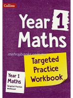 Collins Maths Age 5-6 Year 1 Targeted Practice Workbook