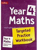 Collins Maths Age 8-9 Year 4 Targeted Practice Workbook