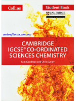 Collins Cambridge IGCSE Co-ordinated Science Chemistry Student Book