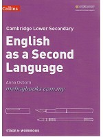 Collins Cambridge Lower Secondary English as a Second Language Stage 8 Workbook
