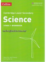 Collins Cambridge Lower Secondary Science Stage 7: Workbook