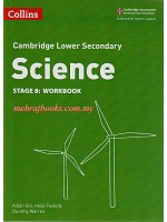 Collins Cambridge Lower Secondary Science Stage 8: Workbook