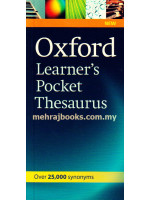 Oxford Learner's Pocket Thesaurus (Mini)