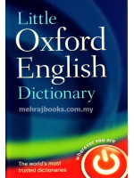 Little Oxford English Dictionary 9th Edition (Hardcover)
