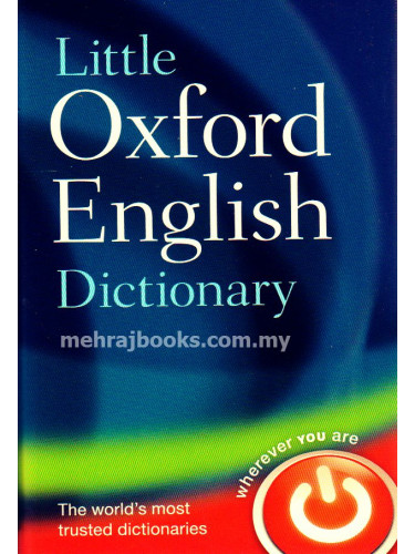 Little Oxford English Dictionary9th Edition (Hardcover)