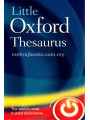 Little Oxford Thesaurus3rd Edition (Hardcover)