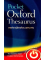 Pocket Oxford Thesaurus2nd Edition (Hardcover)