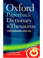Oxford Paperback Dictionary and Thesaurus 3rd Edition