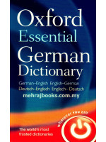 Oxford Essential German Dictionary 1st Edition