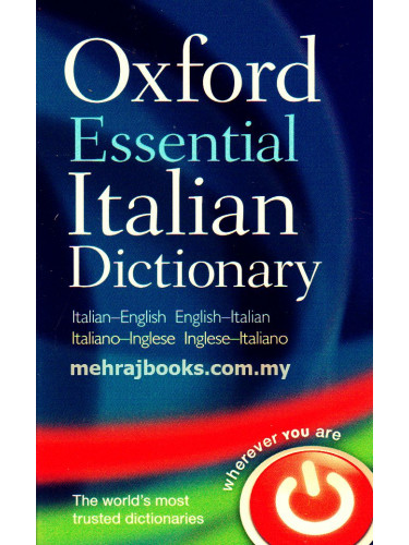 Oxford Essential Italian Dictionary 1st Edition