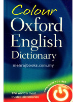 Colour Oxford English Dictionary 3rd Edition (Mini)