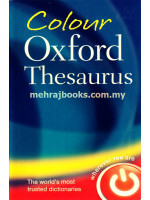 Colour Oxford Thesaurus 3rd Edition