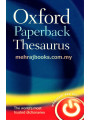Oxford Paperback Thesaurus 4th Edition