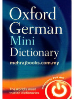 Oxford German Mini Dictionary 5th Edition