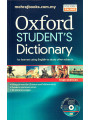 Oxford Student's Dictionary Third Edition with CD-ROM