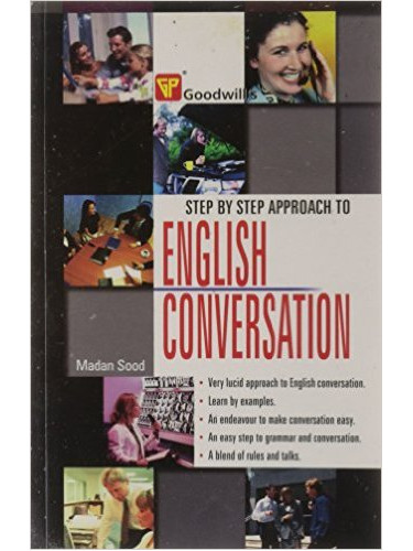Step by Step Approach to English Conversation