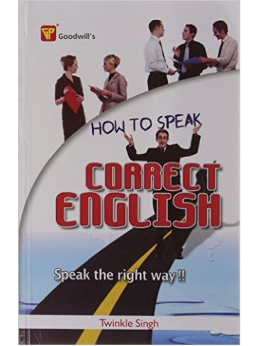 How to Speak Correct English