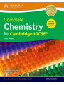 Complete Chemistry for Cambridge IGCSE Student Book