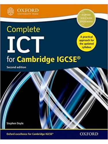 Complete ICT for Cambridge IGCSE 2nd Edition