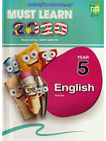 Must Learn 2020 English Year 5