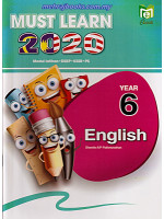 Must Learn 2020 English Year 6