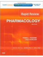 Rapid Review Pharmacology: With STUDENT CONSULT Online Access 3ed