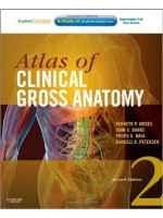 Atlas of Clinical Gross Anatomy: With STUDENT CONSULT Online Access 2ed