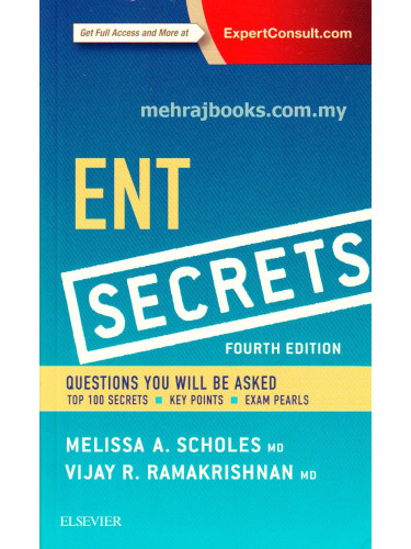 ENT Secrets, 4th Edition