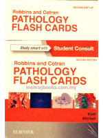 Robbins and Cotran Pathology Flash Cards, Second Edition