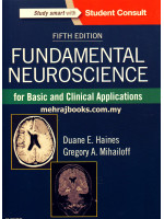 Fundamental Neuroscience for Basic and Clinical Applications Fifth Edition