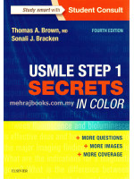 USMLE Step 1 Secrets In Color, Fourth Edition