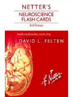 Netter's Neuroscience Flash Card, 3rd Edition