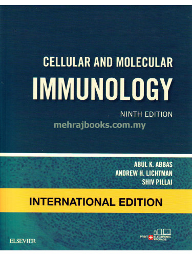 Cellular and Molecular Immunology Ninth Edition