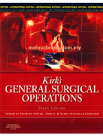 Kirk's General Surgical Operations, 6th Edition