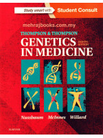 Thompson&Thompson Genetics in Medicine, Eighth Edition