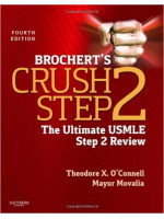 Brochert's Crush Step 2: The Ultimate USMLE Step 2 Review 4ed