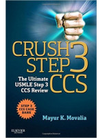 Crush Step 3 CCS: The Ultimate USMLE Step 3 CCS Review 1ed