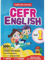Gemilang CEFR English Year 1