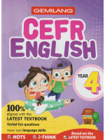 Gemilang CEFR English Year 4