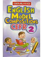 English Model Compositions CEFR Book 2