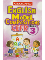 English Model Compositions CEFR Book 3