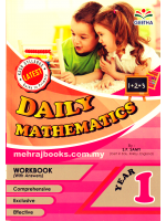 Daily Mathematics Year 1 Workbook 1 & 2
