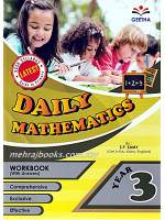 Daily Mathematics Year 3 Workbook (with answer)