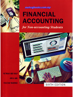 Financial Accounting For Non-Accounting Students Sixth Edition