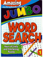 Amazing Jumbo Word Search 1