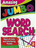 Amazing Jumbo Word Search 2