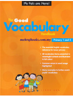 The Good Vocabulary Handbook: Primary 1 and 2